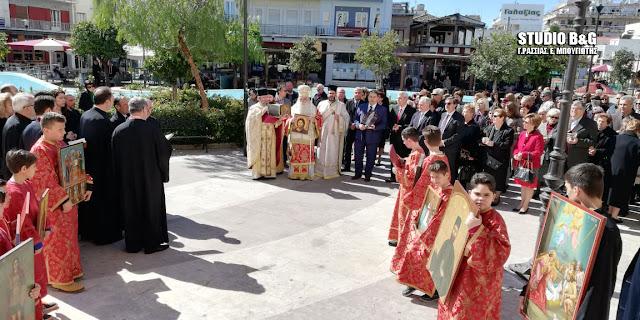 Αργολίδα: Πανηγυρικός εορτασμός της Κυριακή της Ορθοδοξίας στον Άγιο Πέτρο Άργους