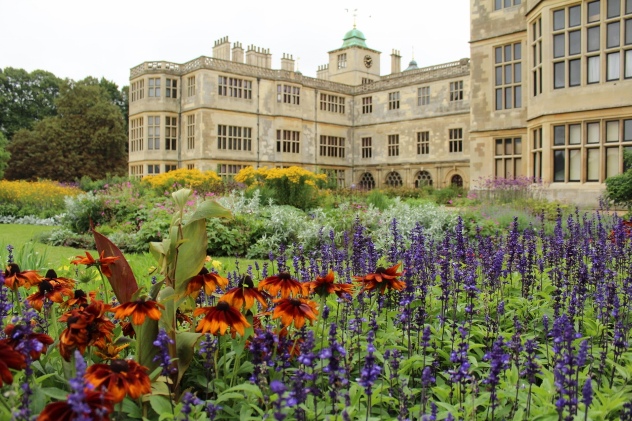 Gardens at Audley End