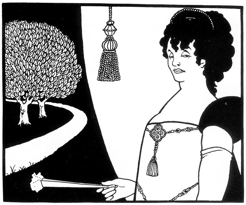 1893-94 Re  janeAubrey Beardsley The Yellow Book