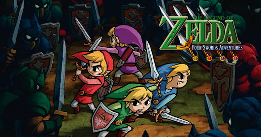 I Played: The Legend of Zelda: Four Swords Adventures