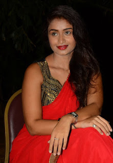 Kiran Chetavani Hot Stills in Saree 2.jpg