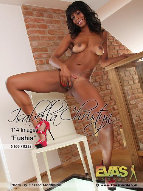 EvasGarden9-06 Isabella Christyn - Fushia 03250
