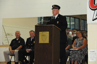 Freeholders Congratulate Summer Graduates of the County's Firefighters 1 Classes -- the Next Generation of First Responders