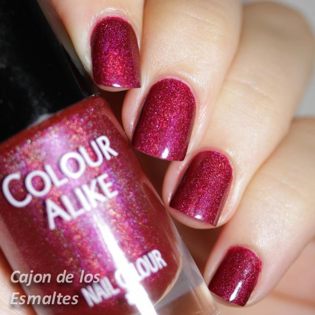 colour alike 503 rojo