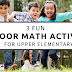 3 Fun Outdoor Math Activities for Upper Elementary