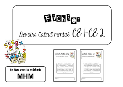 méthode heuristique des mathématiques MHM CE1 CE2