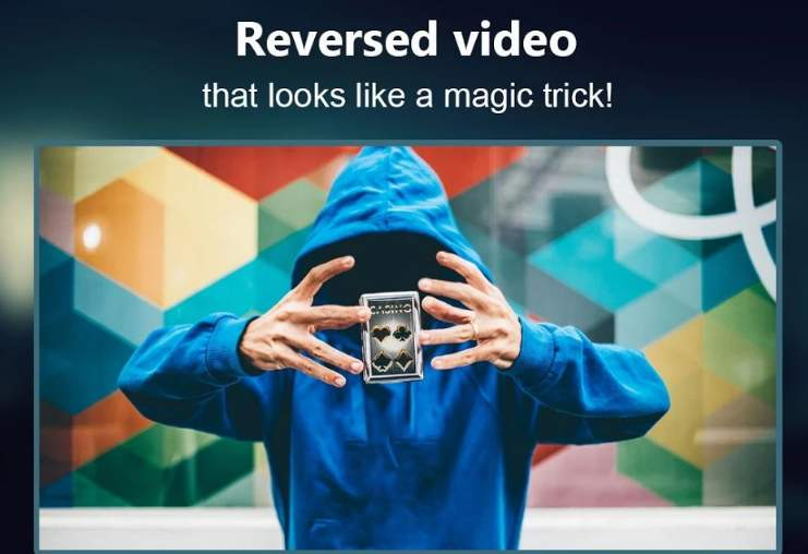 Reverse Movie FX Game for Android