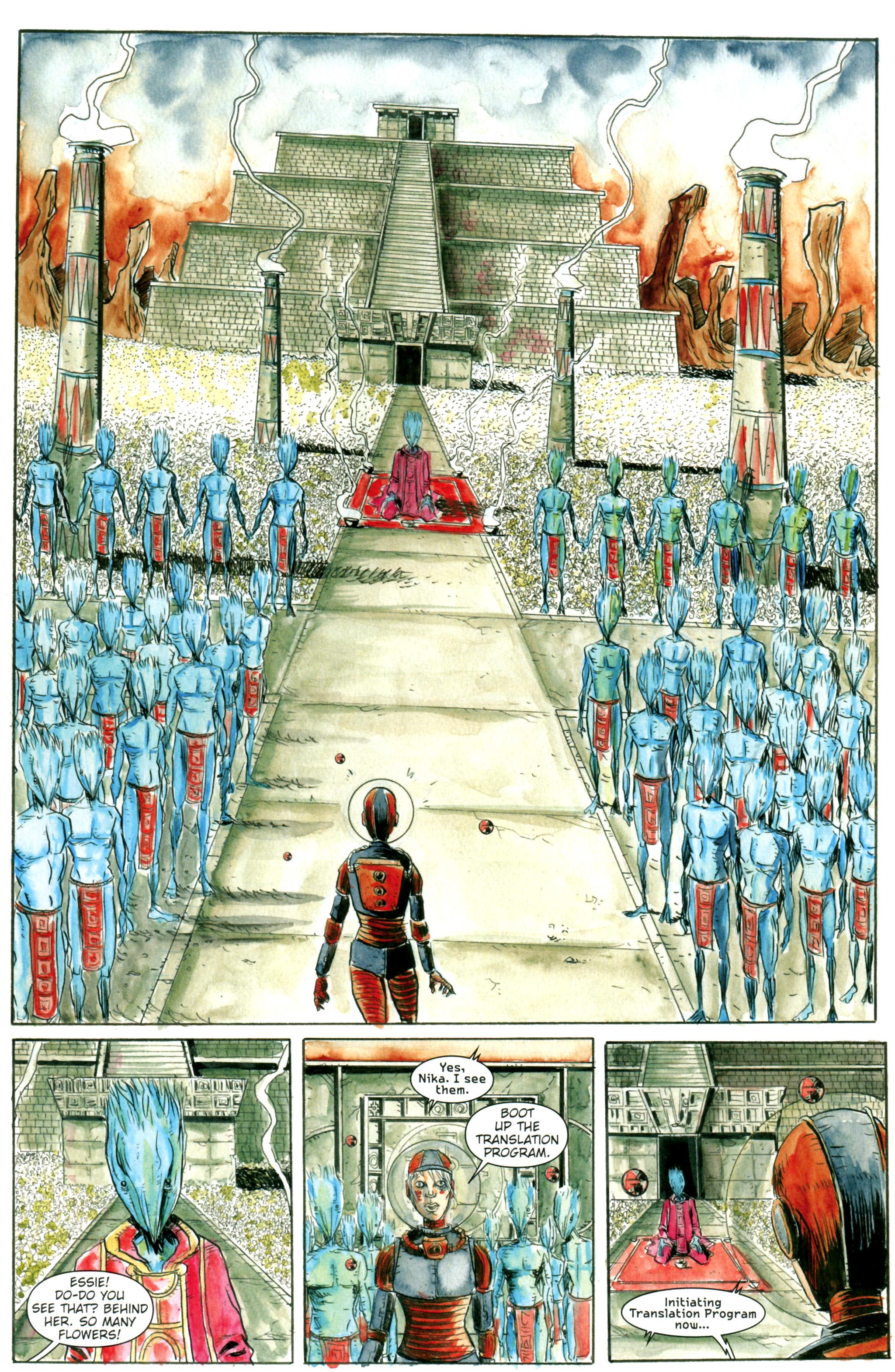 Read online Trillium comic -  Issue #1 - 25