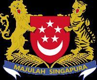 Lambang Singapura