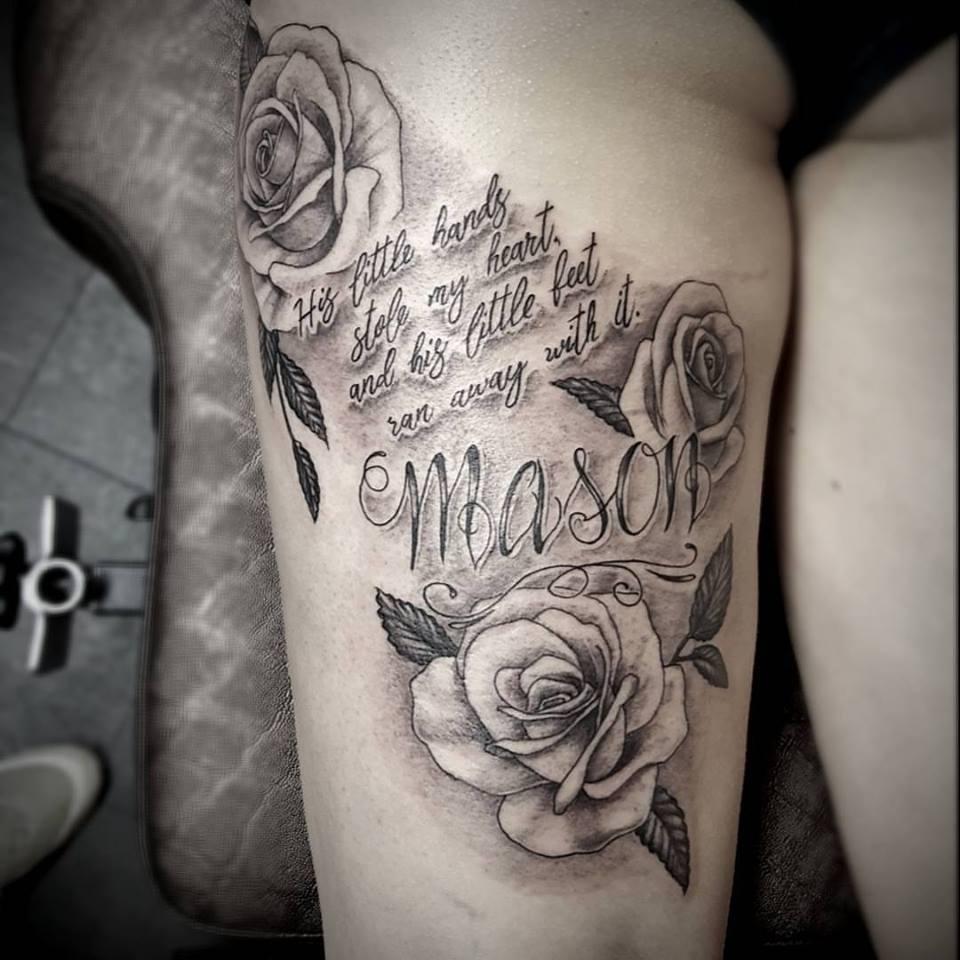 35 Brilliant Flower Tattoos For Men and Women