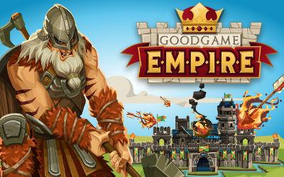 Goodgame Empire - Jeu de Stratégie en Ligne