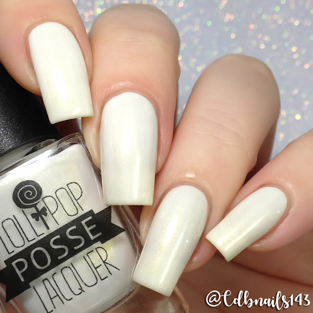 Lollipop Posse Lacquer-Some Say in Ice