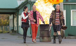 Red 2 Bruce Willis John Malkovich Mary-Louise Parker