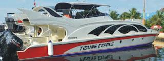 Paket Speedboat 2 Hari 1 Malam Medium