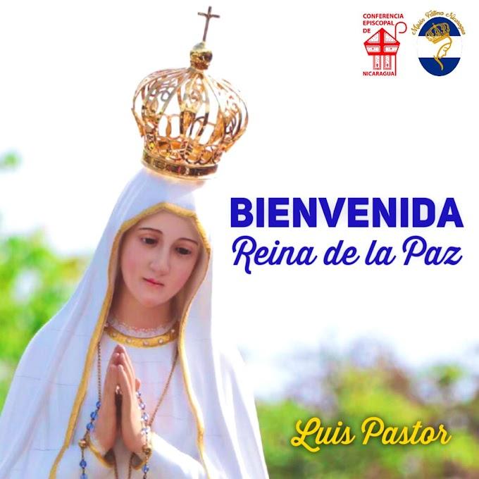 Bienvenida Reina de la Paz, la canción de Luis Pastor a la Virgen de Fátima