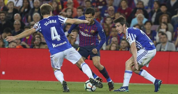 مباراة برشلونة أمام ريال سوسيداد قد تتأجل !