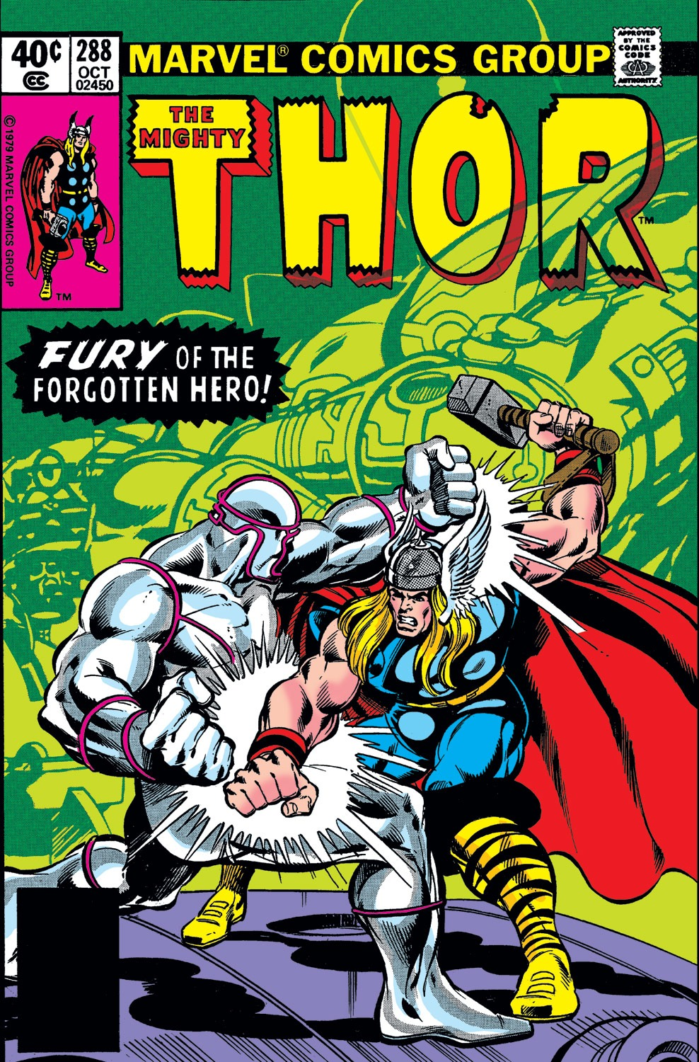 Thor (1966) 288 Page 1