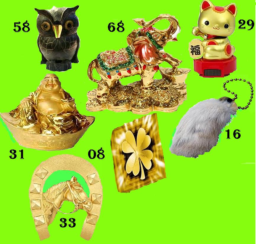 7 amuletos para atraer la buena suerte gana en la loter a - Atraer la suerte ...