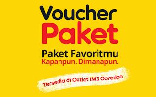 Cara Isi Ulang Voucher Kuota Indosat / Memasukan Voucher Paket