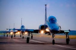 Berita Militer : Ruang Udara Papua jadi Jalur Penerbangan Internasional, TNI AU Siagakan Skuadron Tempur