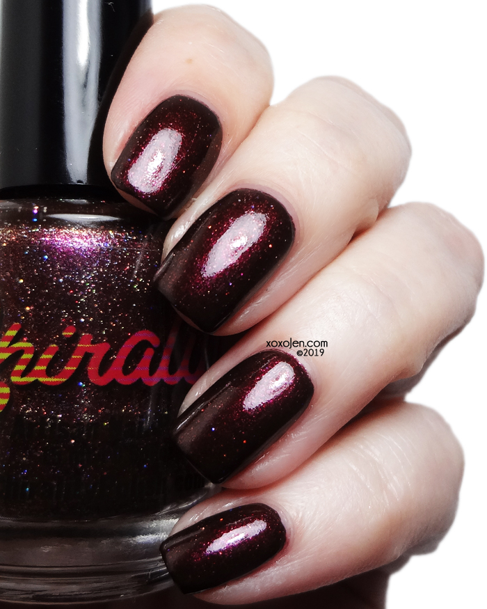 xoxoJen's swatch of Chirality Polish Impossible Girl