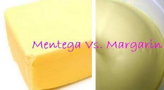 perbedaan mentega dengan margarin,beda mentega dan margarin,serta contohnya,resep kue kering,dan roombutter,mentega putih,tawar,secara kimia,