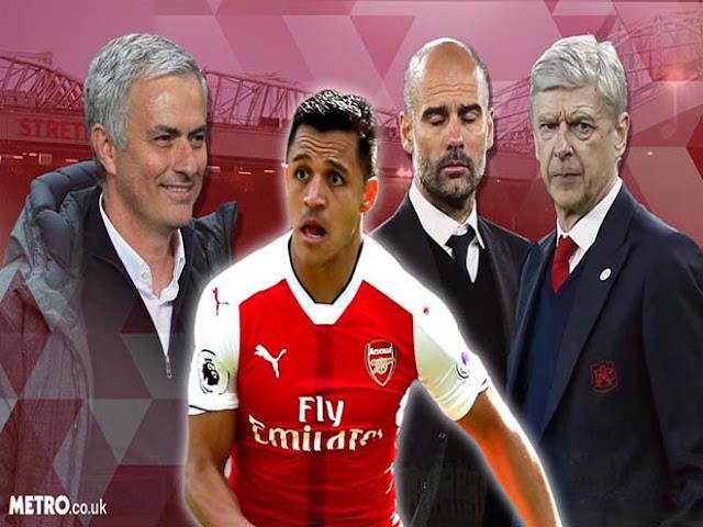 Alexis Sanchez: Bản hợp đồng thế kỷ Van Persie mới của Mourinho 3