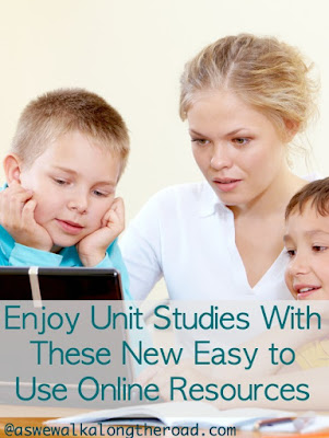 Online unit studies