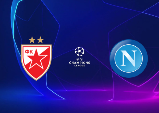 Red Star Belgrade vs Napoli Full Match & Highlights 18 September 2018
