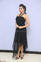 Priyanka in Sleeveless Black Slim Dress Spicy Pics ~  Exclusive 55.JPG