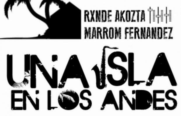 una isla en los andes , nuevo cd del rapero rxnde akozta,