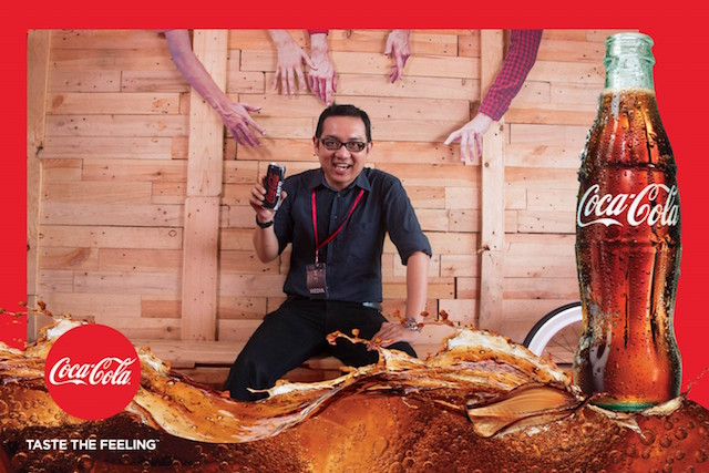 COCA-COLA's 80th Anniversary - Taste The Feeling Campaign