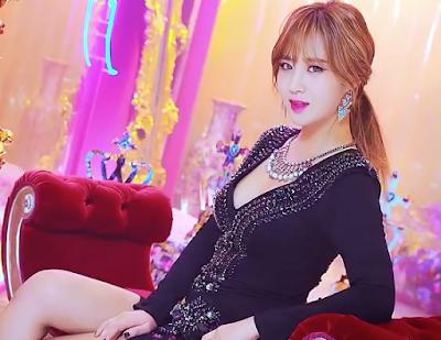 Sasyachi Beauty Diary: SNSD YURI - YOU THINK MV INSPIRED
