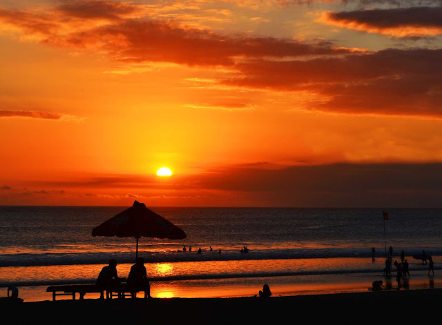 Kuta Beach - The Main Purpose of Tourists Visiting The Island of Bali