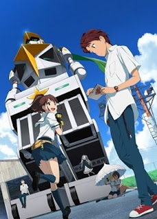 Robotics;Notes- Rekomendasi Anime Yang Mirip Dengan Steins; Gate