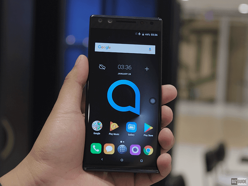 Alcatel 5 with selfie dual-camera now available in the Philippines