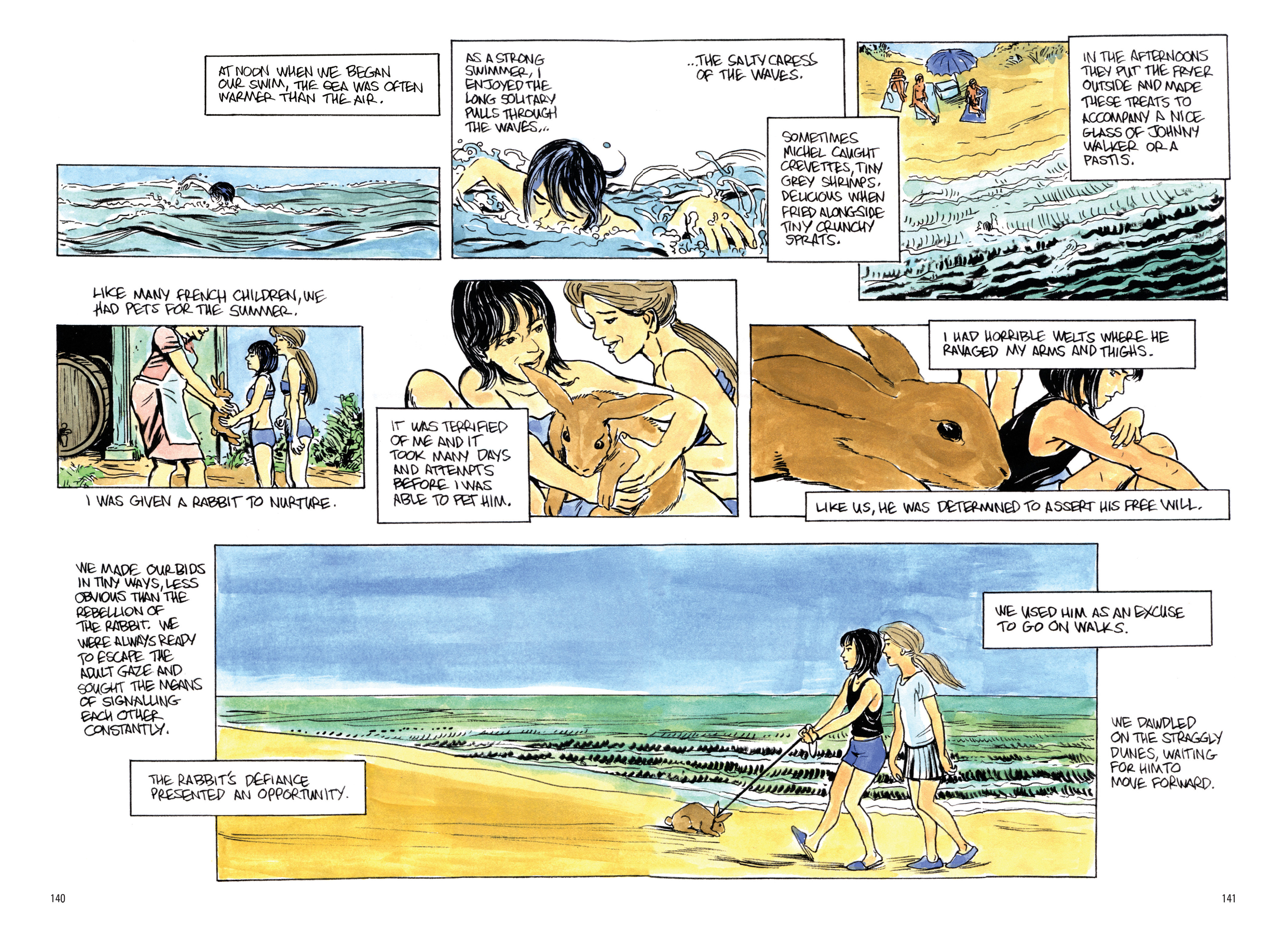 Read online The Late Child and Other Animals comic -  Issue #1 - 129