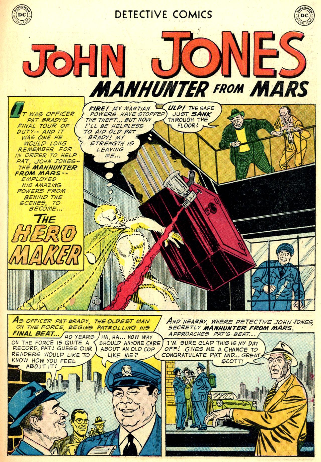 Read online Detective Comics (1937) comic -  Issue #240 - 26
