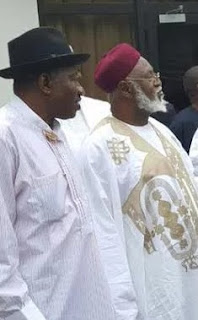 Patience Strange Dollar Accounts: Why Jittery Jonathan Runs To IBB, Abdulsalami EXPOSED