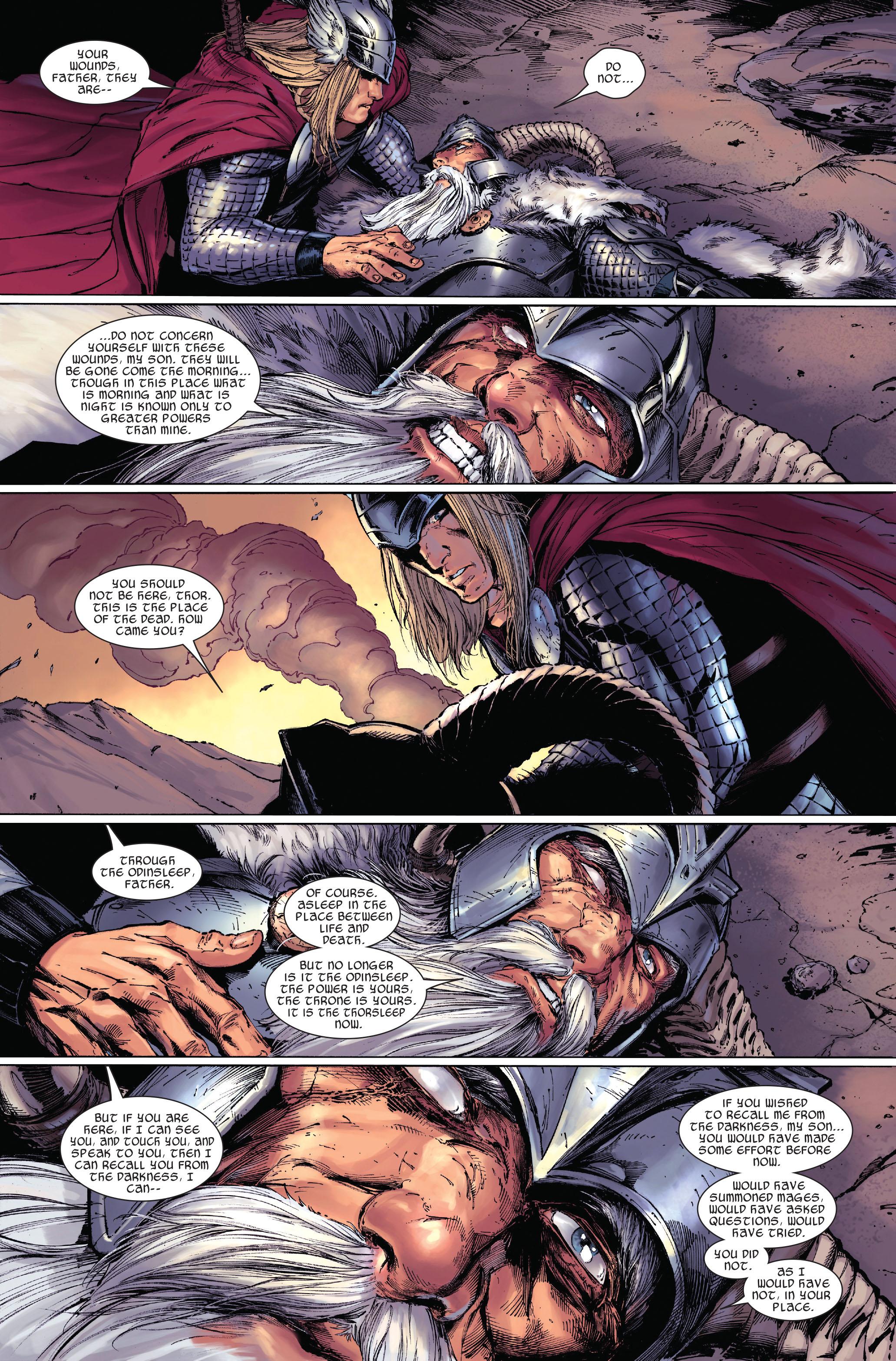 Thor (2007) Issue #7 #7 - English 16