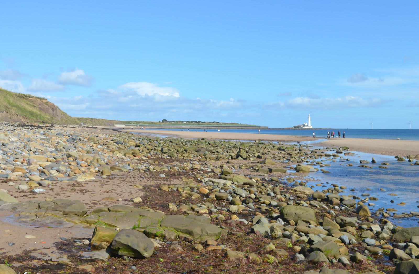Whitley Bay Ultimate Seaside Destination - Rock Pools