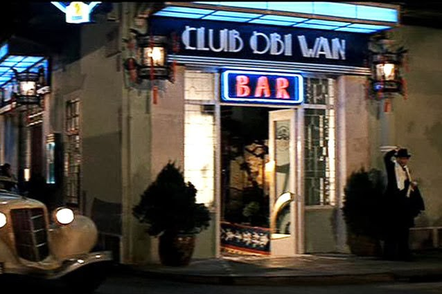 club obiwan indianna jones easter egg