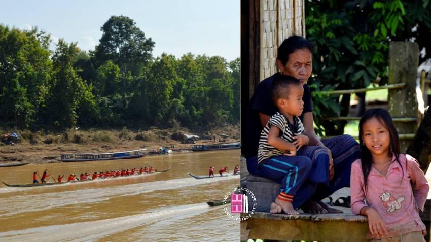 Sfide in barca e villaggio Kamu