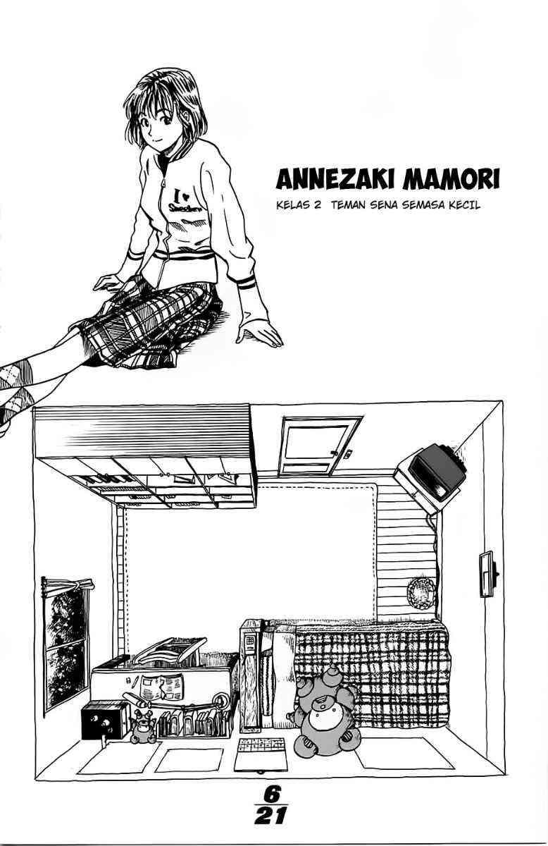 Komik eyeshield 21 006 - mencengkram lapangan 7 Indonesia eyeshield 21 006 - mencengkram lapangan Terbaru 16 Baca Manga Komik Indonesia 