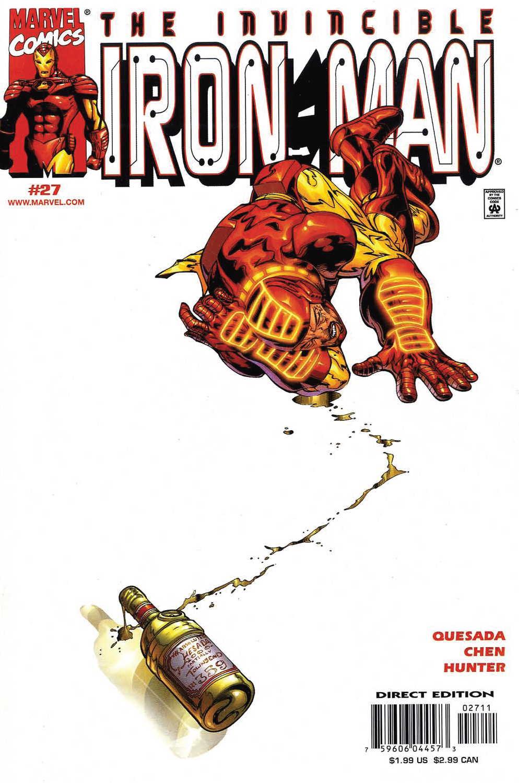Iron Man (1998) 27 Page 1