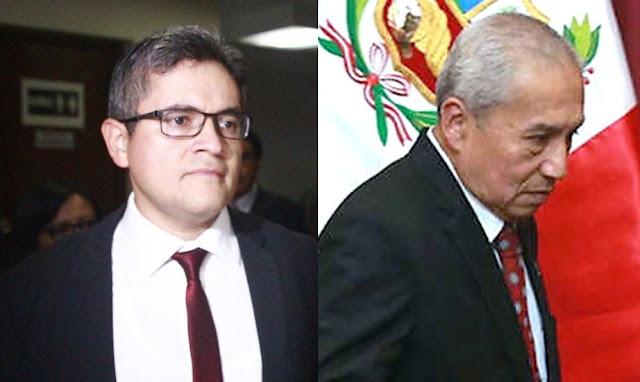 El fiscal José Domingo Pérez, consideró que Pedro Chávarry debe renunciar no solo como titular del Ministerio Público sino también como fiscal supremo