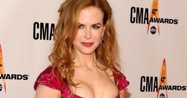World Celebrity Image: Bra Size Of Nicole Kidman