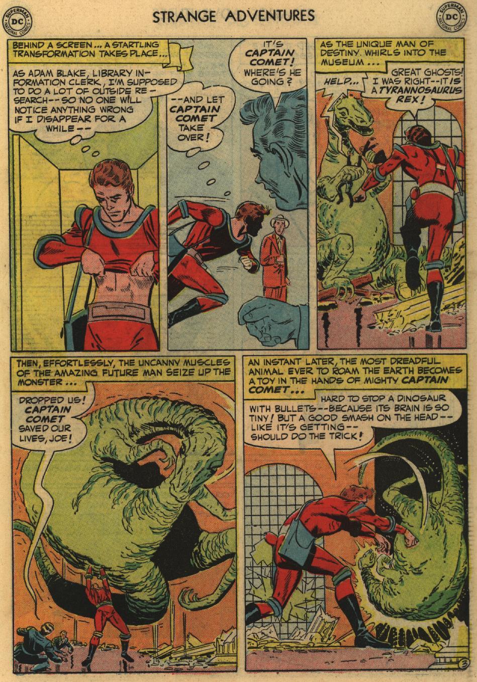 Strange Adventures (1950) issue 11 - Page 5