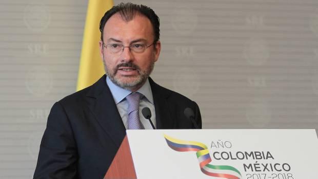 Realizará Videgaray gira de trabajo por Cuba para presumir los logros de Pena Nieto