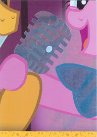 MLP Cheese Confesses Series 3 Trading Card